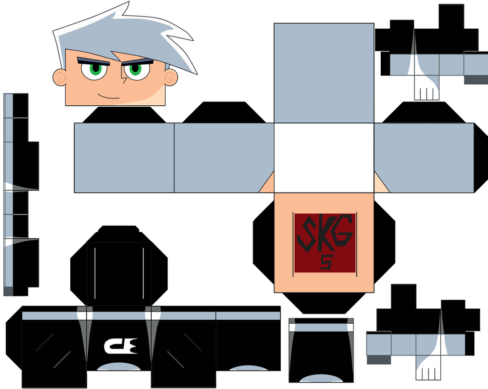 Danny Phantom by superkamiguru5