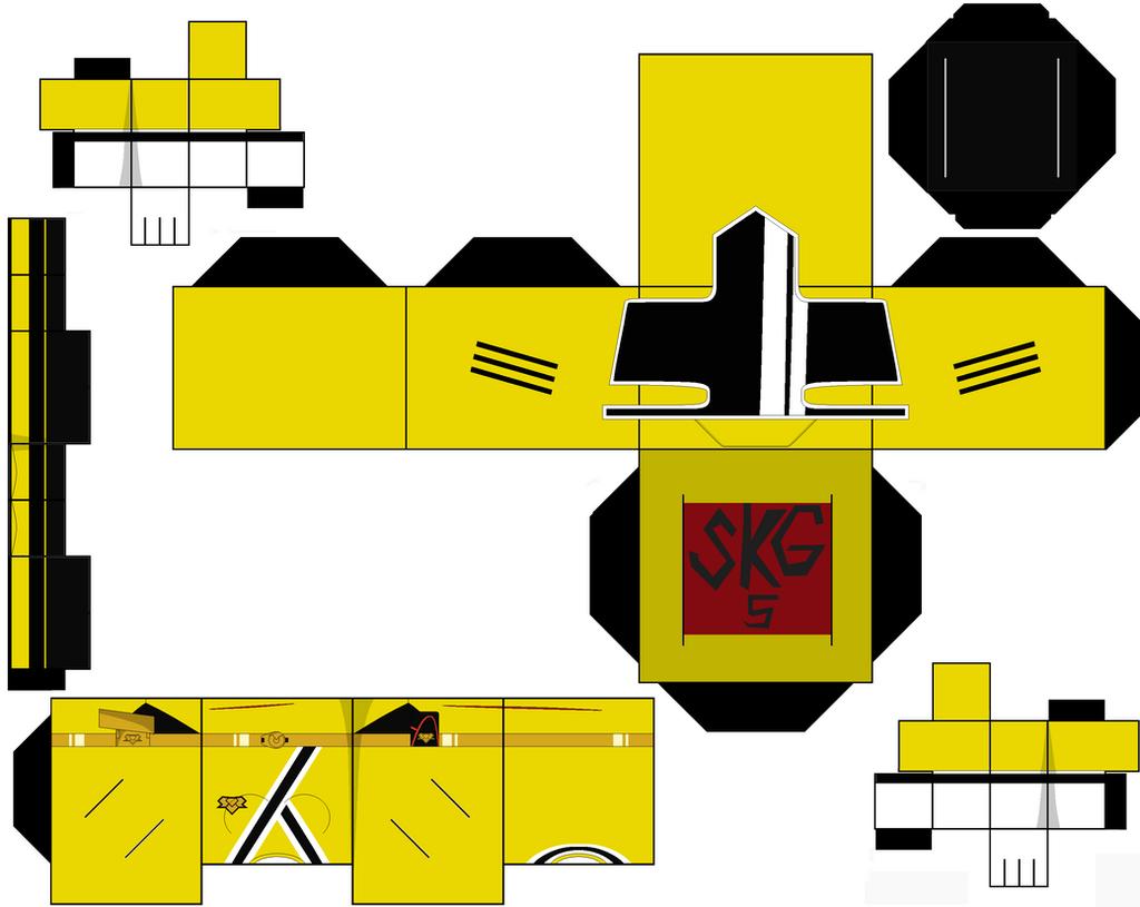 Yellow Samurai Rangeremily By Superkamiguru5 On Deviantart
