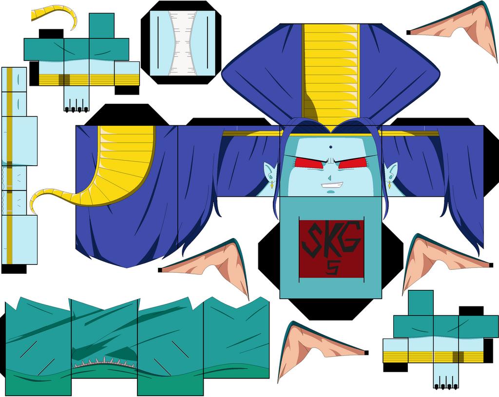 Super Oceanus Shenron by superkamiguru5 on DeviantArt