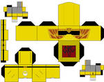 Yellow Wind Ranger/Dustin Brooks