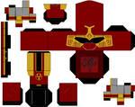 Crimson Thunder Ranger/Hunter Bradley