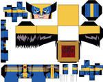 Wolverine/Laura Kinney (Earth-616) by superkamiguru5