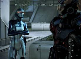 Mass Effect 3 : EDI