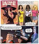 The Failed Break-in : Teaser