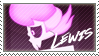 [Stamp] Lewis! by RasAkiStamps