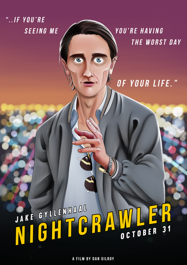 Nightcrawler by gotafever