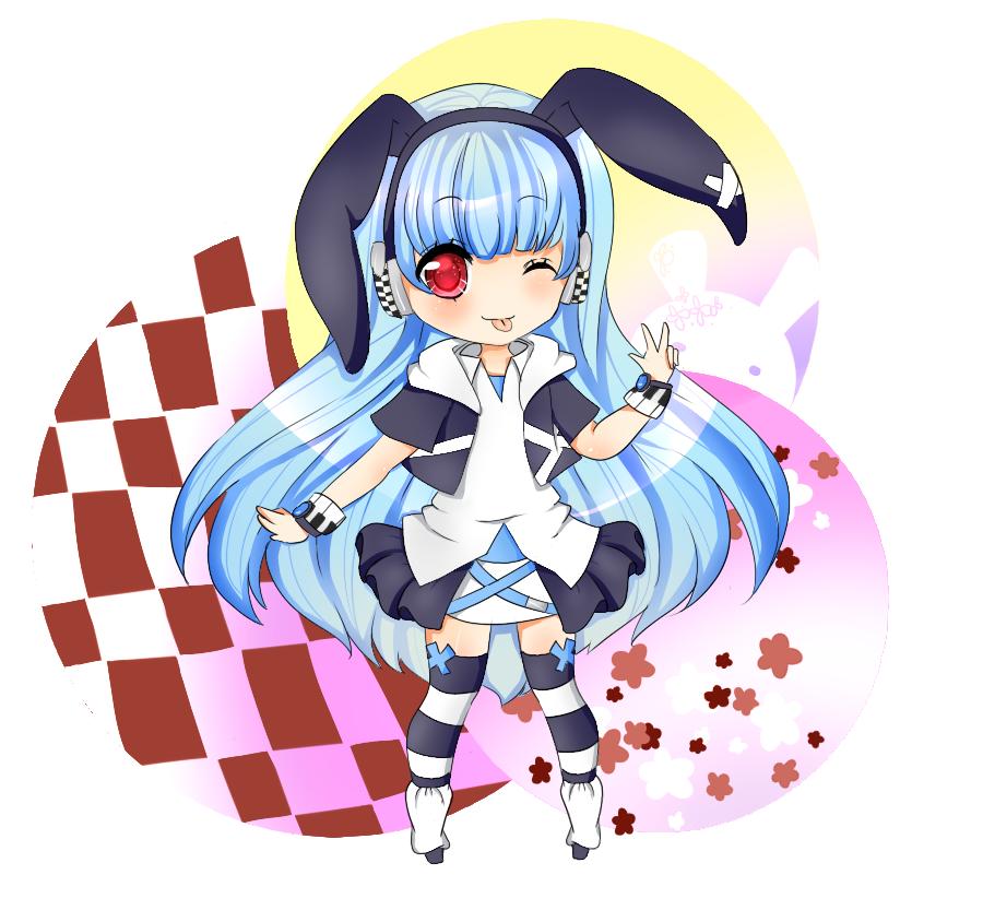 Bunny by bunnylover11