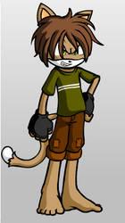 Zack - My Furry Character by ATwistedLogic