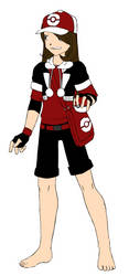 My Pokemon OC by ATwistedLogic