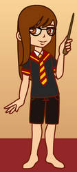 My Harry Potter Roleplay Character: Craig Baxter by ATwistedLogic
