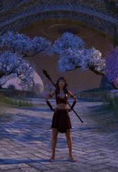 Ava Vargaras (Elder Scrolls Online Character #1)