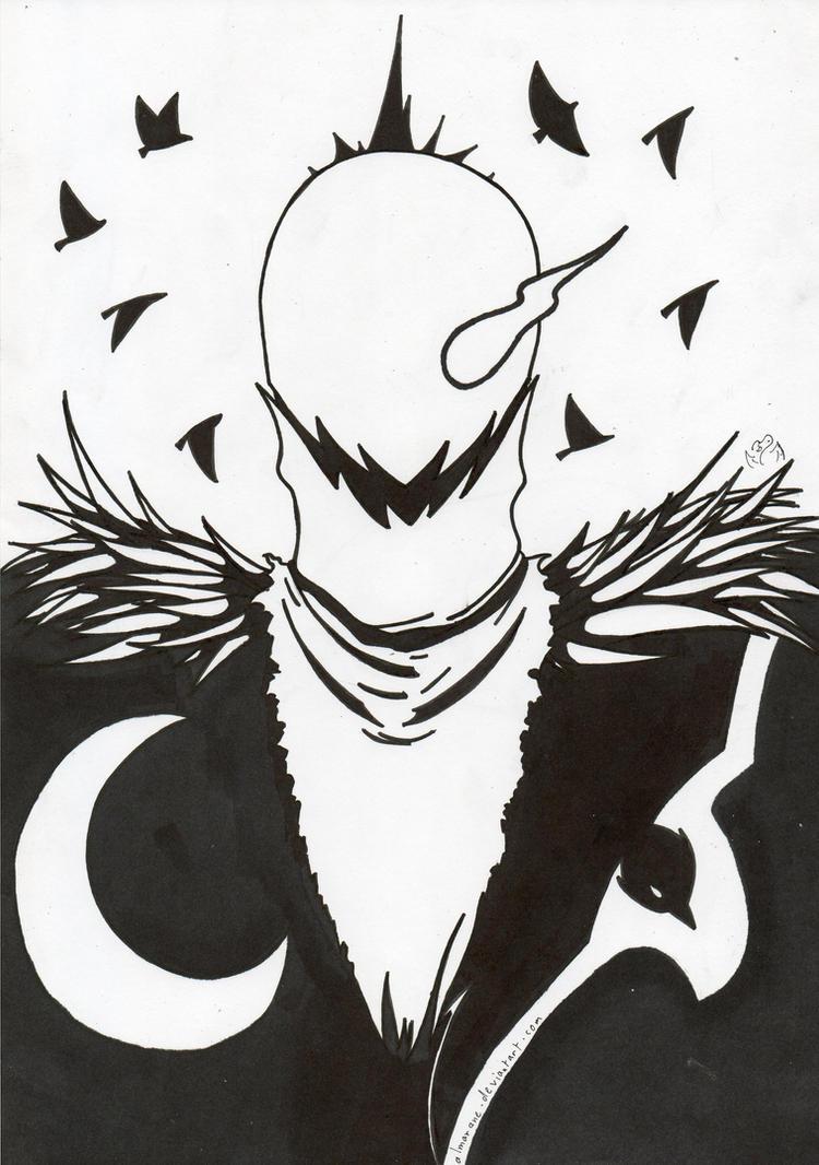 Hard Shadow - The Harbringer of Doom by Almarane