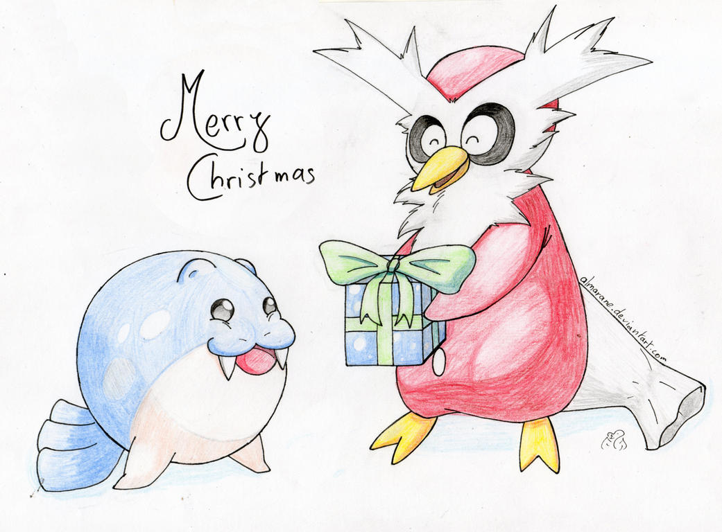 Merry Christmas 2015 by Almarane