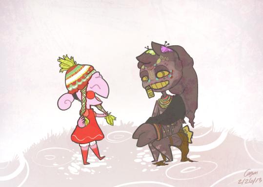PKMNC: Lulu's hat by TheHuntersSkin