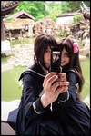 Hetalia Taiwan Vietnam Gakuen -Let's take a photo! by SharyNyanko