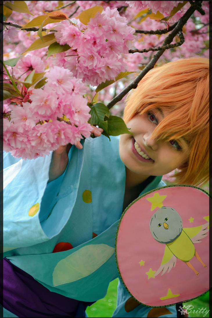 Free! Iwatobi Swim Club - Nagisa (Yukata) by SharyNyanko