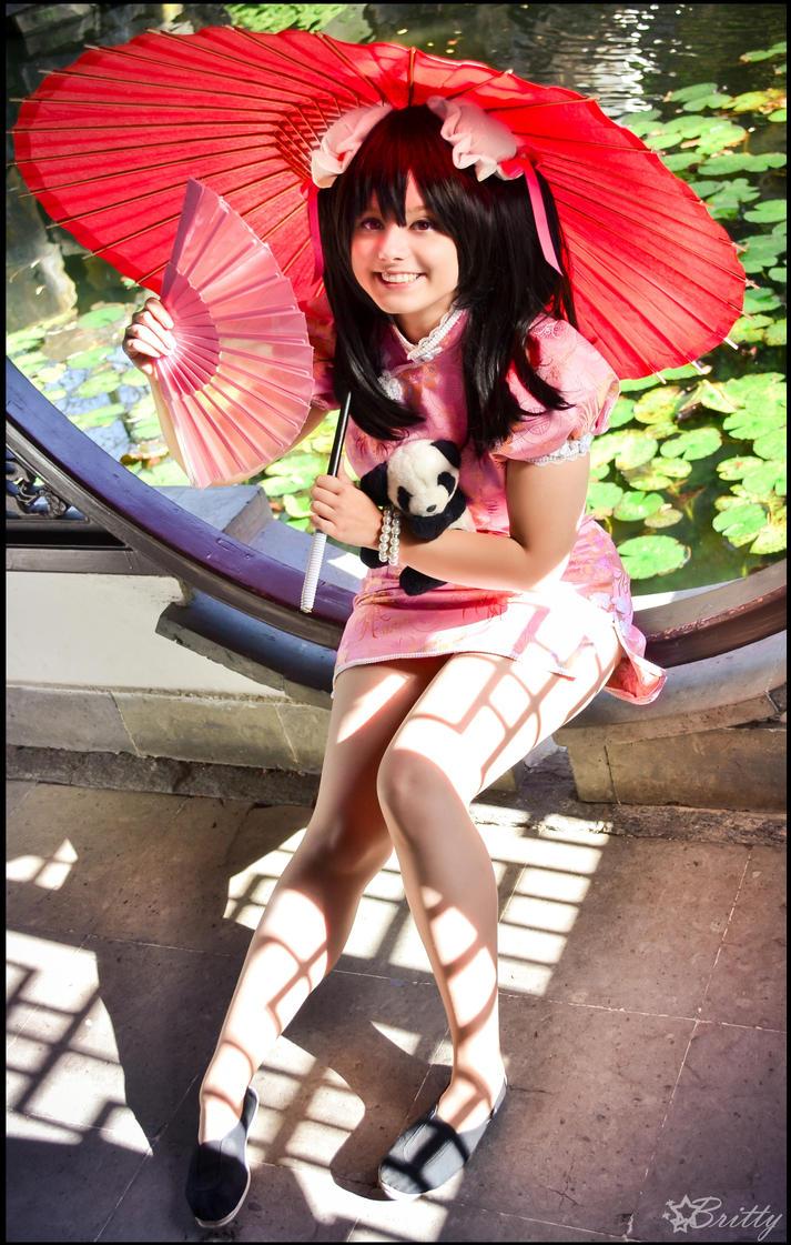 Love Live! Nico Yazawa China Dress by SharyNyanko