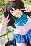 Love Live! Nico Yazawa Summer Uniform