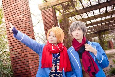 IzuMako Valentine dates