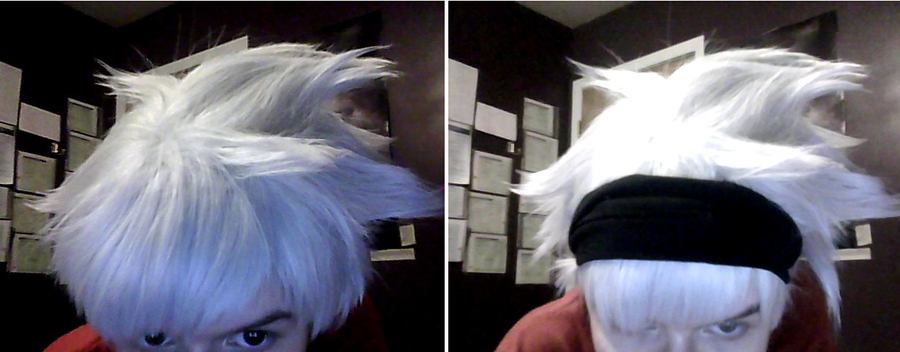 SoulEater: Soul Wig Test by TheMimickerAlchemist