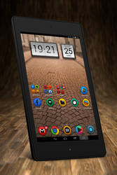 Android tablet by ethsza