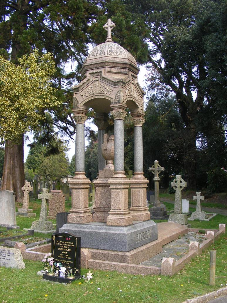 Wimborne Road Cemetery 4 by LadyxBoleyn