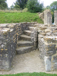 Farleigh Hungerford Castle 59 by LadyxBoleyn