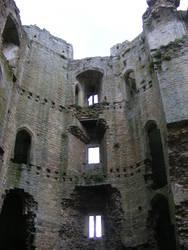 Nunney Castle 10 by LadyxBoleyn