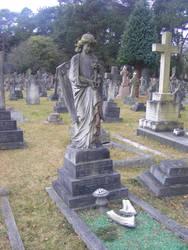 Wimborne Road Cemetery 75 by LadyxBoleyn
