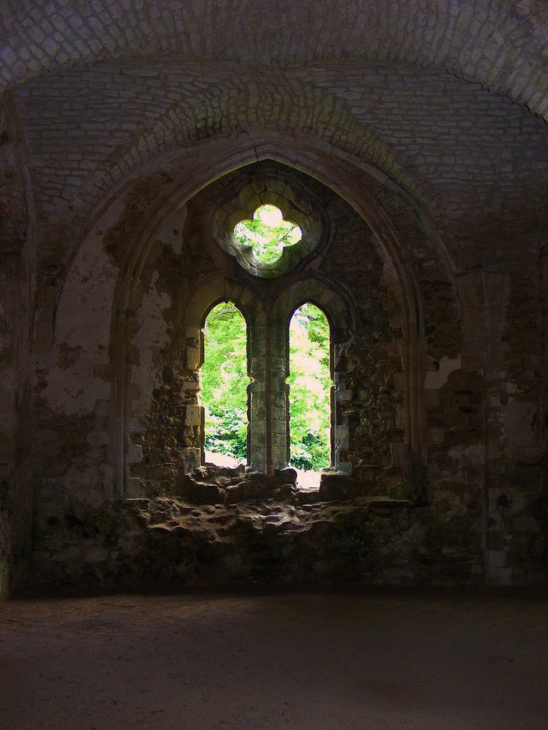 Netley Abbey 74 by LadyxBoleyn