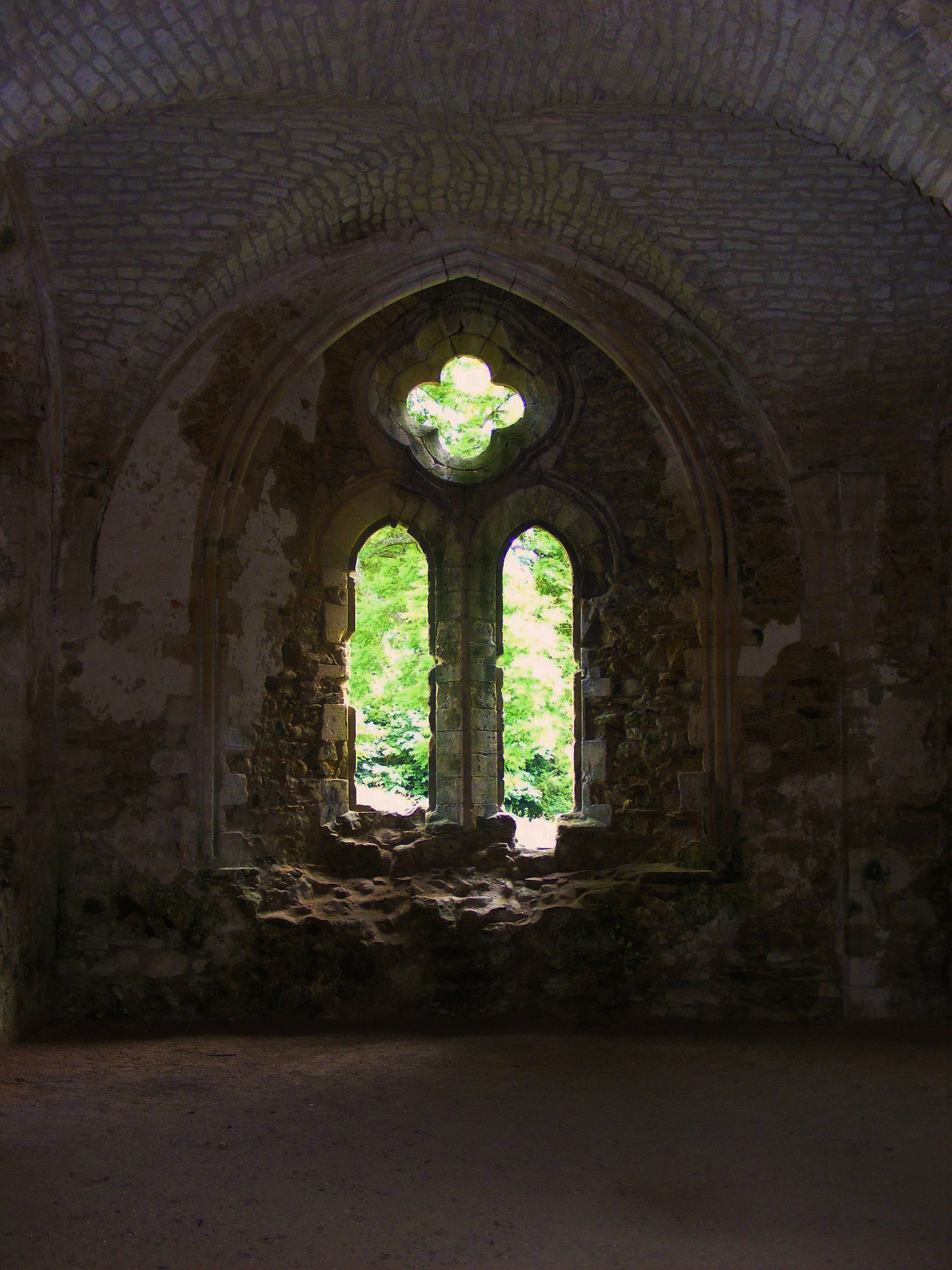 Netley Abbey 74 by LadyxBoleyn