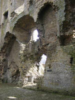 Nunney Castle April 25 by LadyxBoleyn