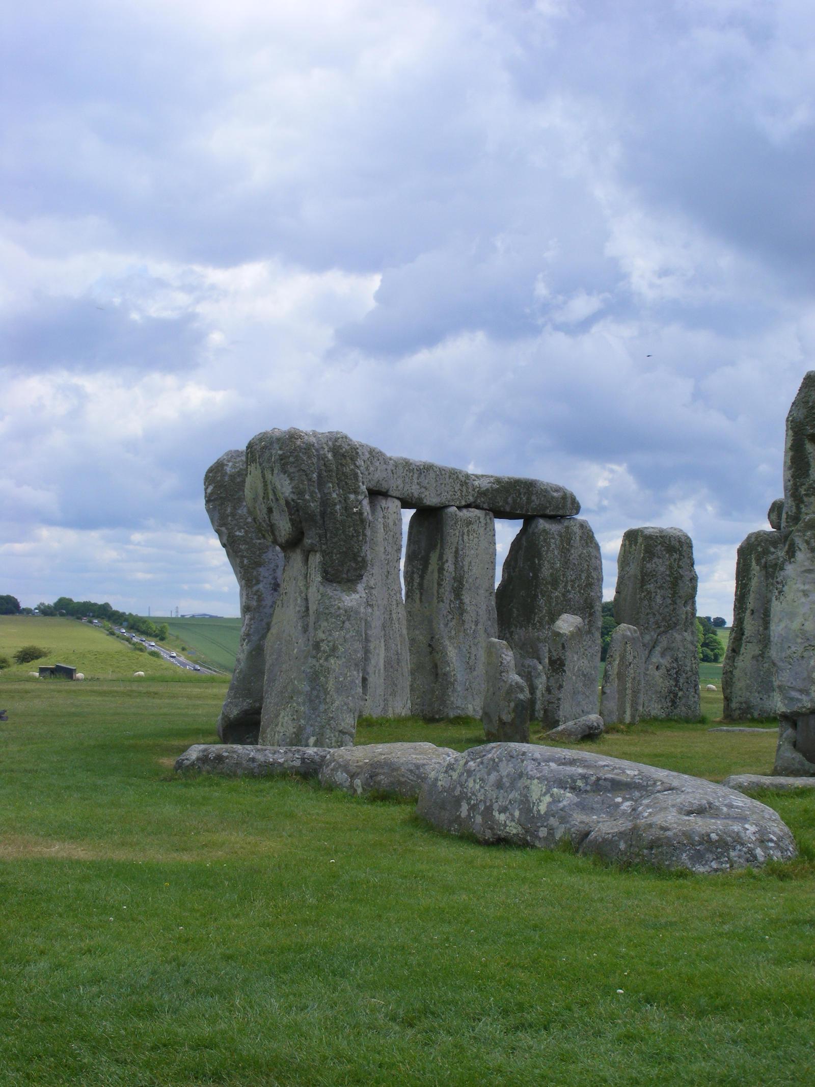 Stonehenge 12 by LadyxBoleyn