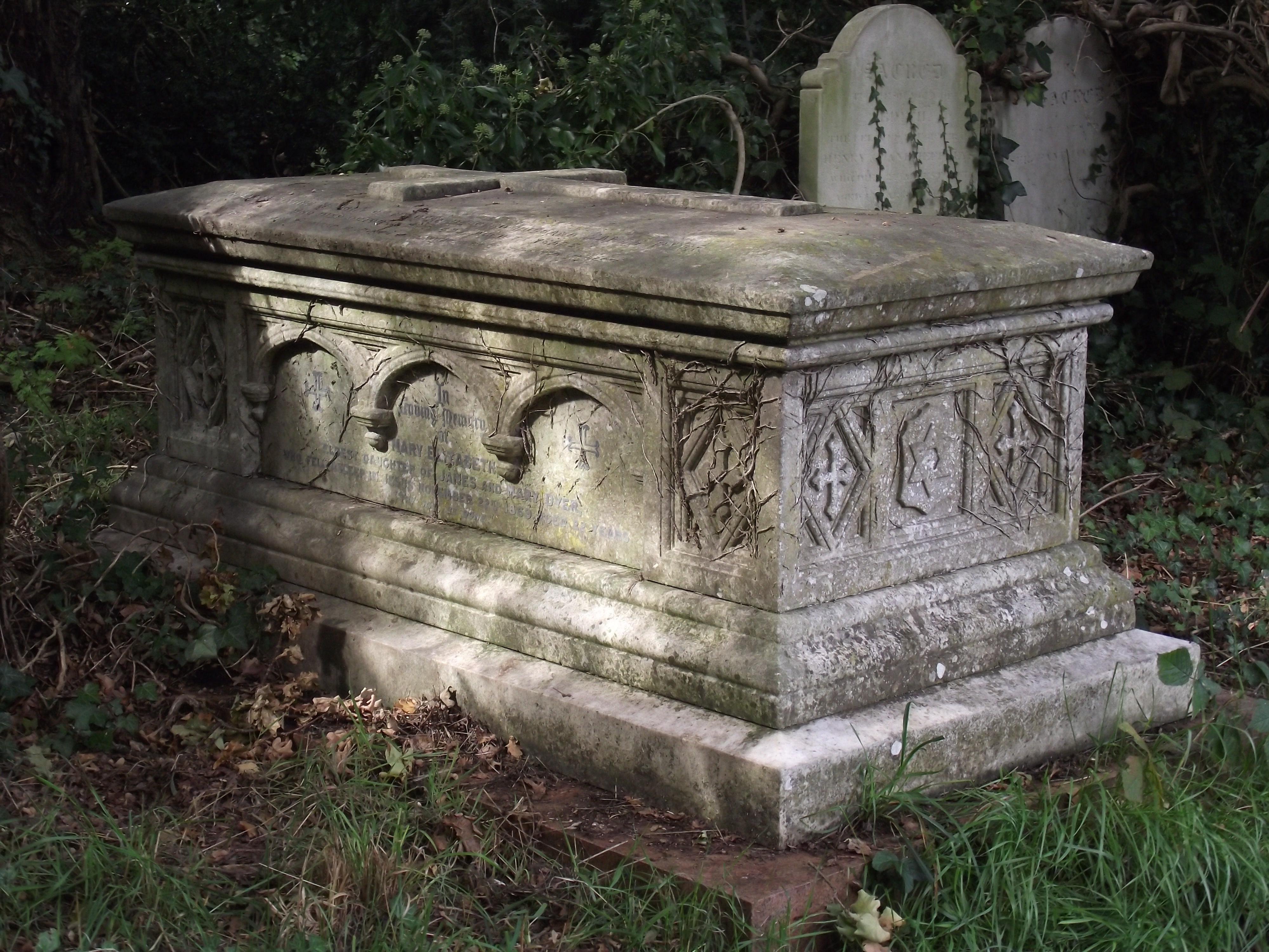 Southampton Old Cemetery 59 by LadyxBoleyn