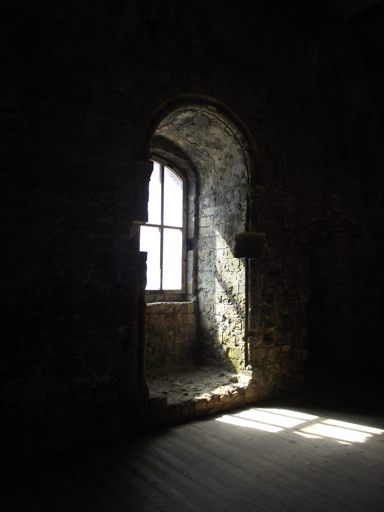 Portchester Castle 45 by LadyxBoleyn