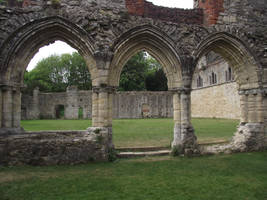 Netley Abbey May 2011 25 by LadyxBoleyn
