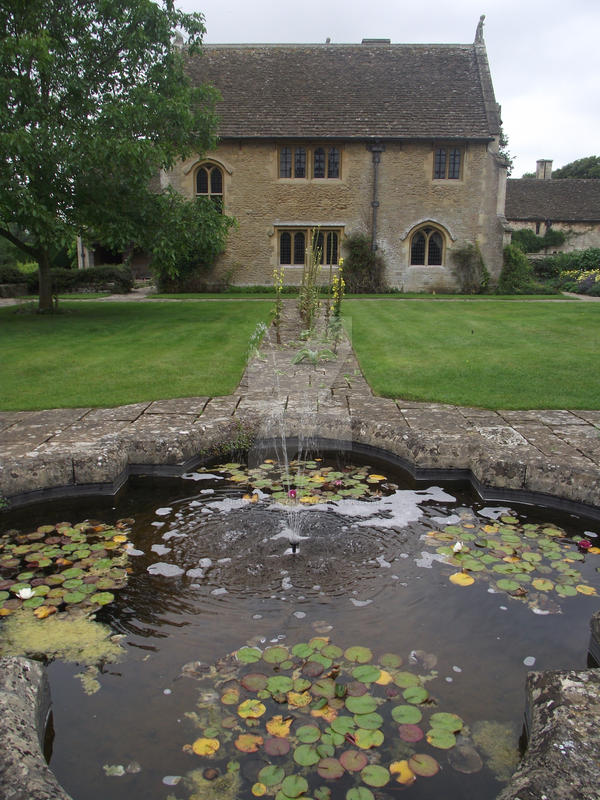 Great Chalfield Manor 40