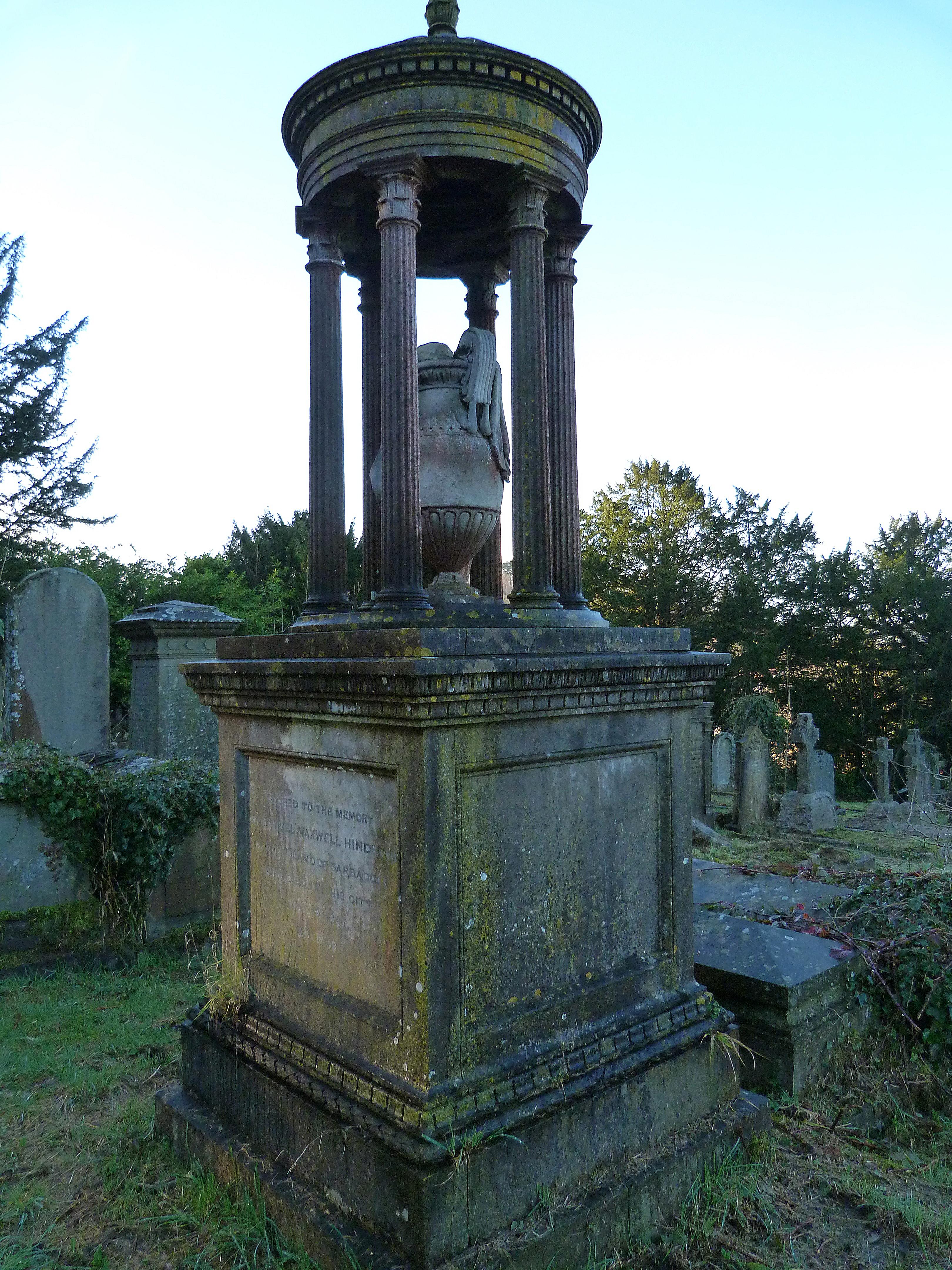 Bath Abbey Cemetery 43 by LadyxBoleyn