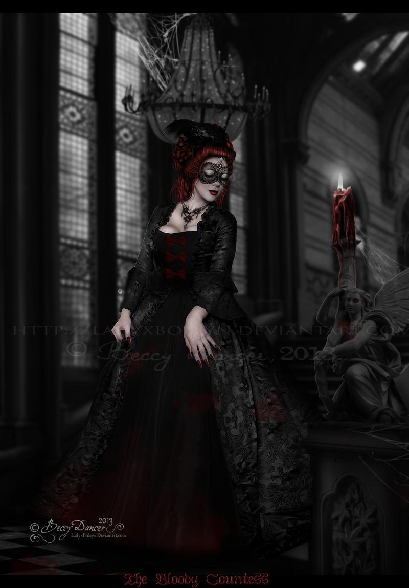 The Bloody Countess by LadyxBoleyn
