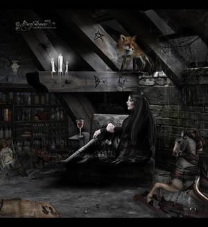 Silent Pain by LadyxBoleyn