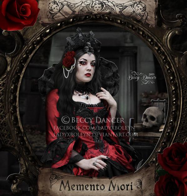 Memento Mori II by LadyxBoleyn