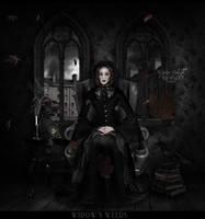 Widow's Weeds by LadyxBoleyn