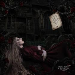 Bloodflower by LadyxBoleyn