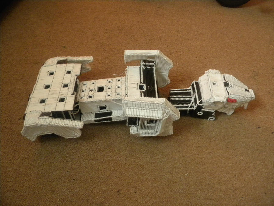 Liger Zero Body by Keith60153
