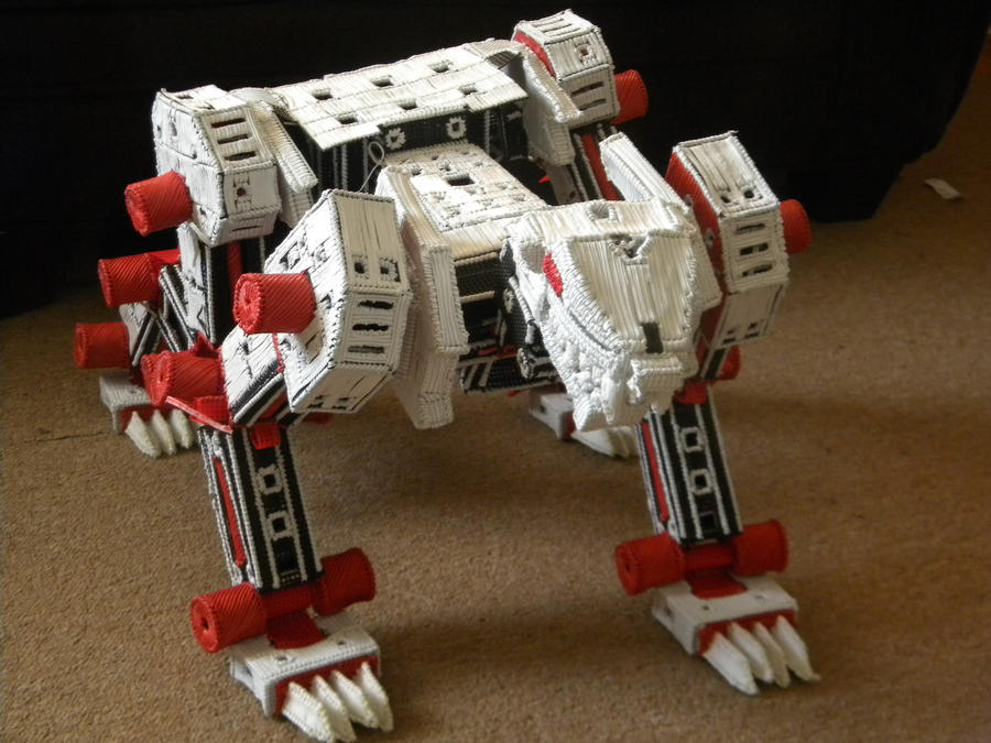Liger zero 90% by Keith60153