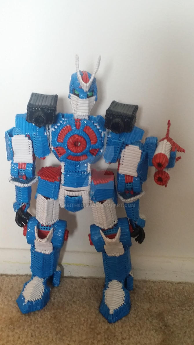 Odyssey gear (Armed) by Keith60153
