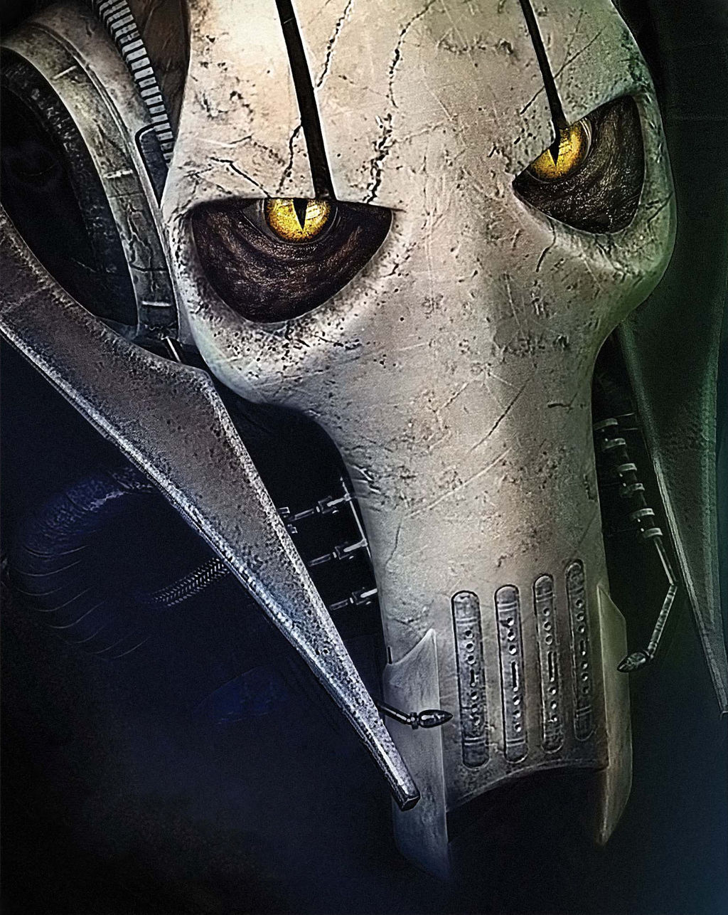 General Grievous For Revenge Of The Sith Textless By Mintmovi3 On Deviantart