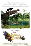 The Jungle Book 2016 poster (1967 Version)