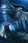 Fantastic Beasts Inter textless Swooping Evil