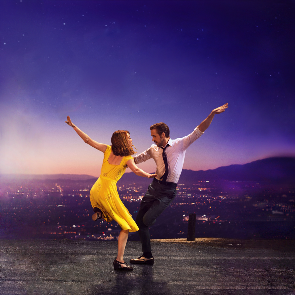 La La Land Poster textless